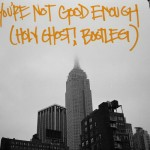 Blood Orange – You're Not Good Enough (Holy Ghost! Bootleg)